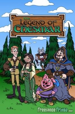 Chesmar-Comic-Page-01