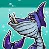 Whale Monster Creature Concept Art