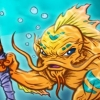 Kung Fu Fish Merman