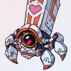 Love Cupid Camera Robot
