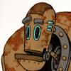 Rusty Robot Concept Art