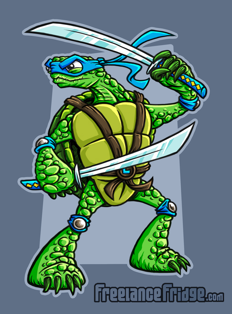 Cartoon old turtle pictures
