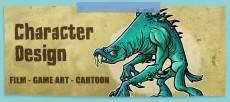 Character Design Concept Art Creature