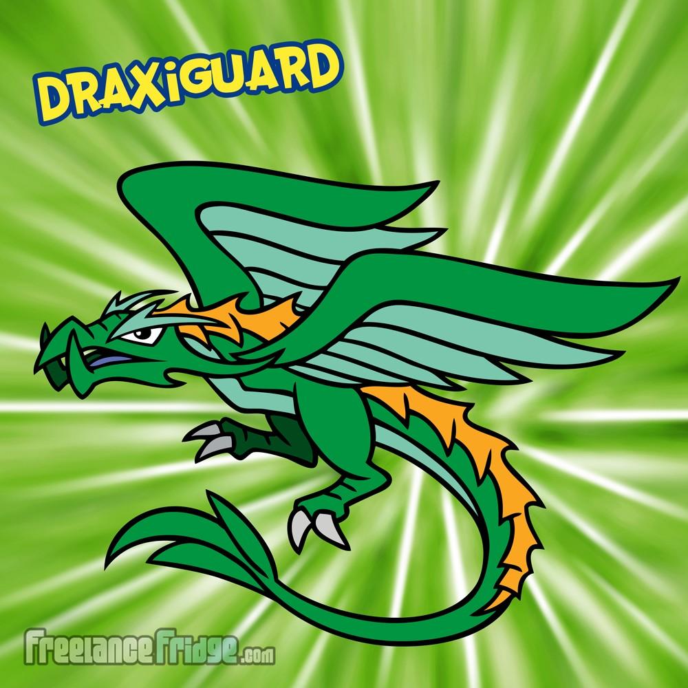 Pokemon Dragon Wyvern Green Original Character Creation Draxiguard